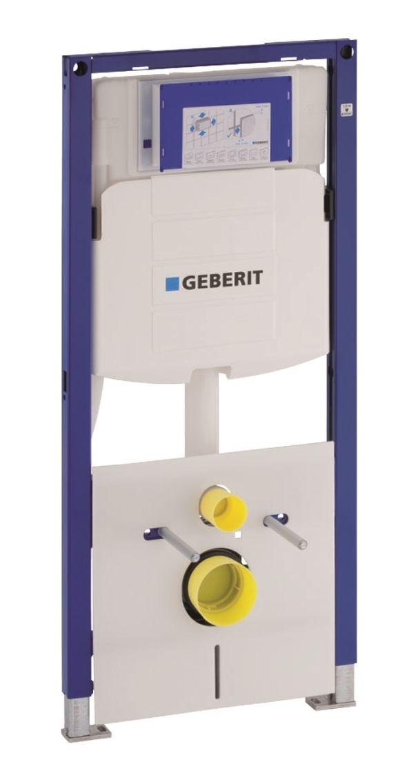Geberit inbouwreservoir duo fix up320 111.300.005 bev.set 111.815.001 tbv sigma