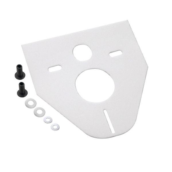 Best design geluids isolatieset (tbv wandcloset)