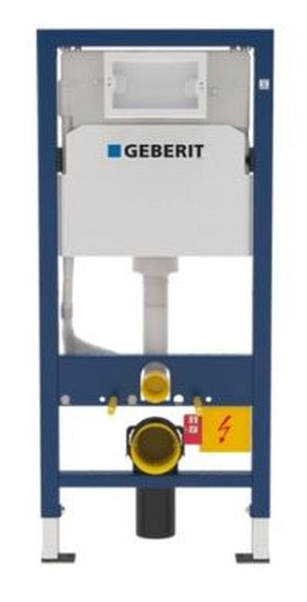 Geberit inbouwreservoir duo fix up100 458.103.001 tbv delta