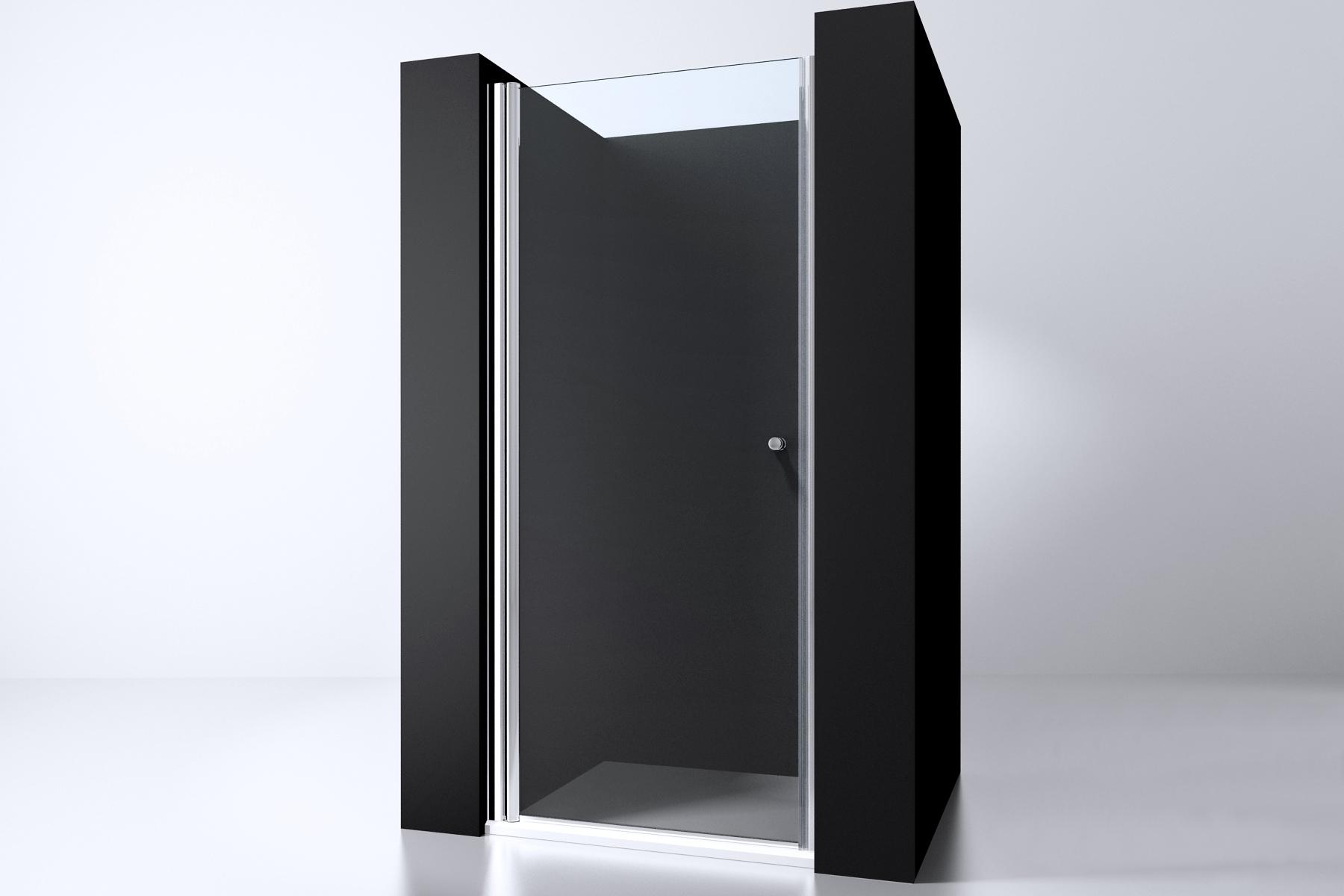 Best design erico nisdeur met profiel 97 100cm h=200cm nano glas 6mm
