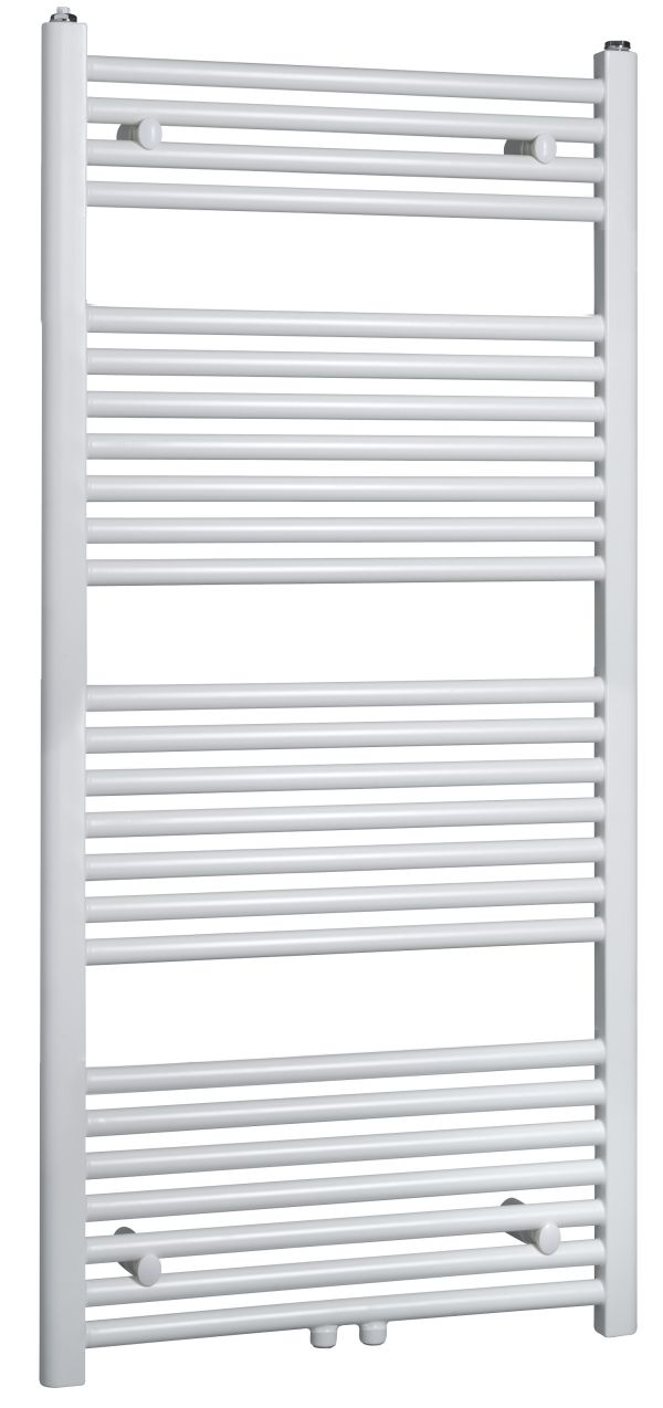 Foto van Radiator zero wit 1200x600mm