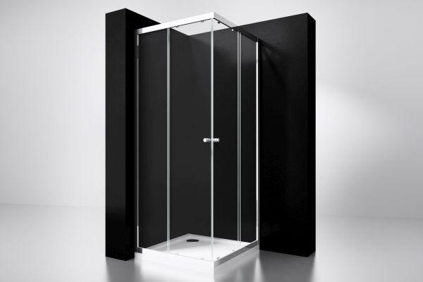 Best design project douche hoekinstap 90x90x190cm glas 5mm