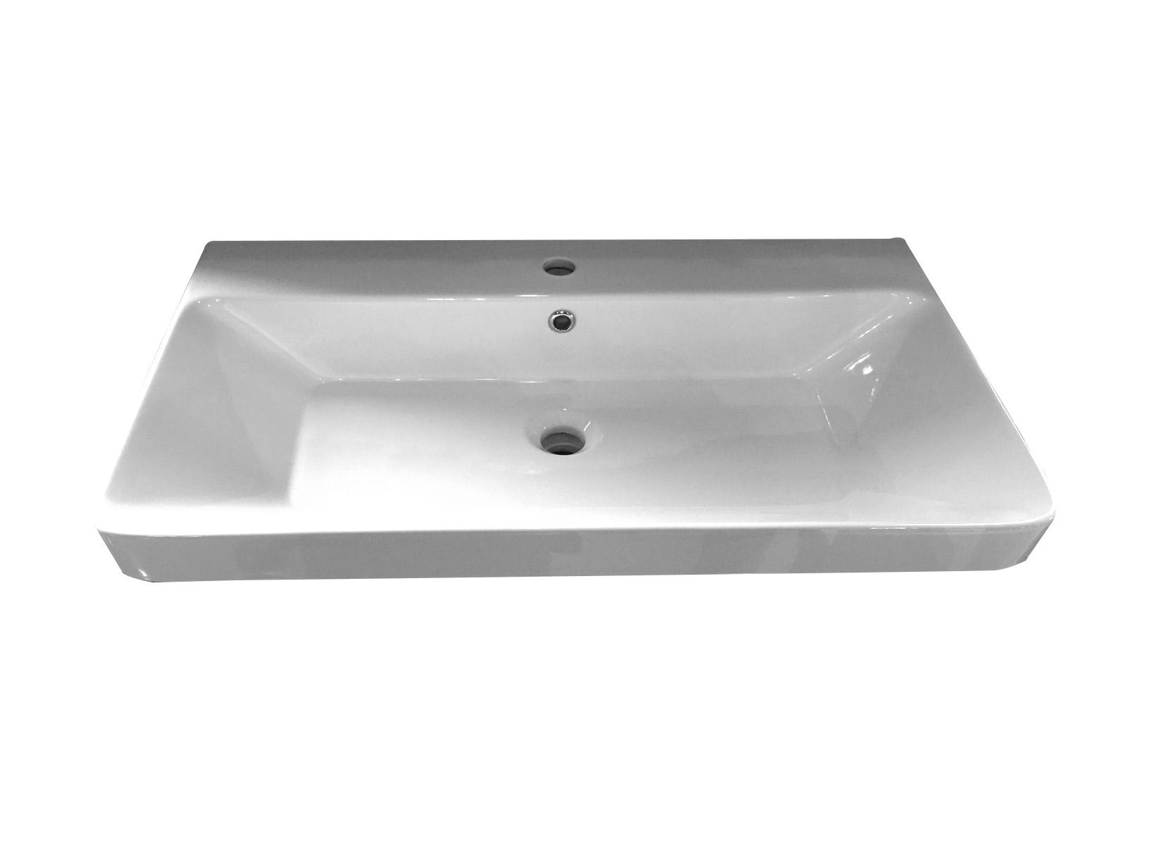 Best design losse meubel wastafel moby 80 cm
