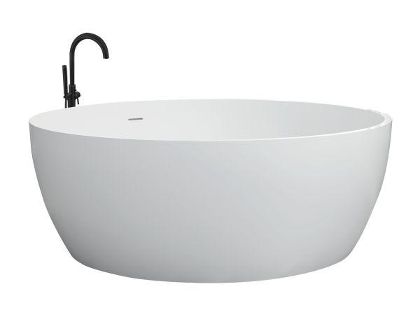 Best design cirkel vrijstaand bad just solid diam 153 cm