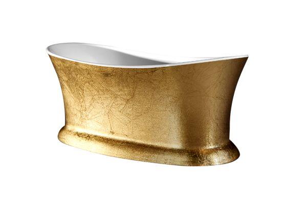 Best design color bridgegold vrijstaand bad 175x79x70cm
