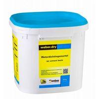 Weber dry cement prijs