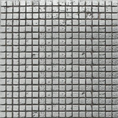Mozaiek Amor Am.002 Silver 1.5X1.5X0.8