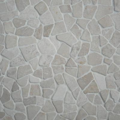 Mozaiek beachstone creme 29,4x29,4 € 5.00 bij Max4home