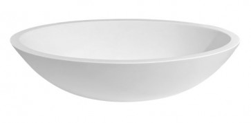 "Best-design ""epona"" opbouw-waskom ""just-solid"" 52 cm"