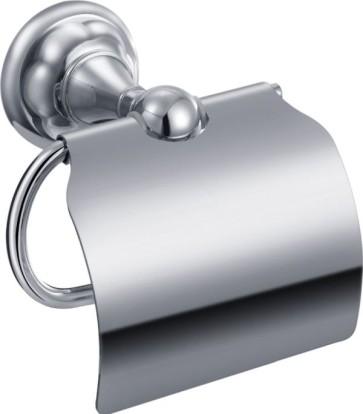 """Best-design """"liberty"""" toiletrolhouder met klep"""