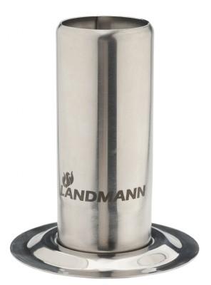 Landmann selection rvs kiphouder dia10x12,5cm