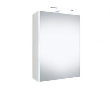 """Best-design """"happy"""" mdf spiegelkast + verlichting 50x60cm"""