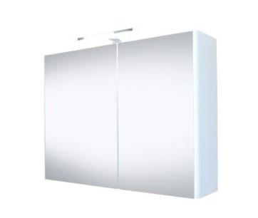 """Best-design """"happy"""" mdf spiegelkast + verlichting 100x60cm"""