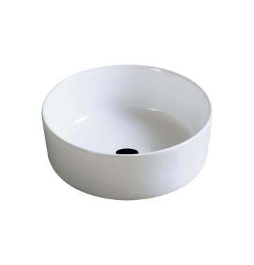 """Best-design """"sante"""" opbouw-waskom diameter =31cm h=12,5cm"""