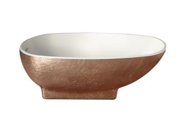 """Best-design """"color-bronze"""" vrijstaand bad 168x78x60cm"""