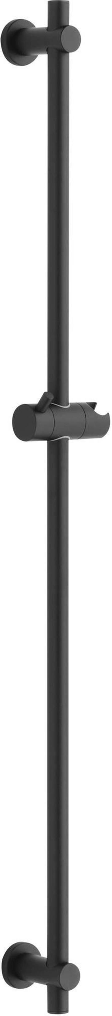 """Best-design """"garda"""" glijstang 90 cm """"nero"""" mat-zwart"""