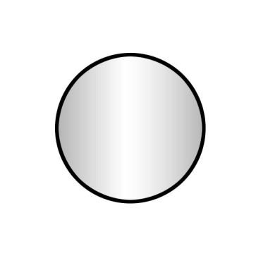 """Best-design """"goslar-nero"""" ronde spiegel diameter  80 cm"""