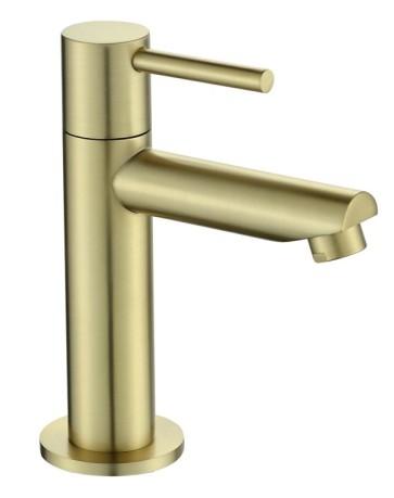 """Best-design """"nancy"""" toiletkraan mat-goud"""