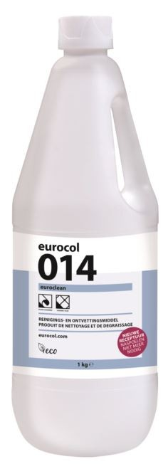 Eurocol voorstrijk lijmen x 1 lt euroclean 014 eur