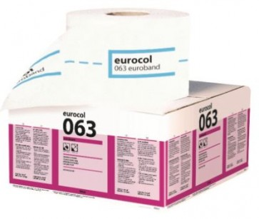 Eurocol afdichting lijmen x100 m1 rol euroband 063 eur