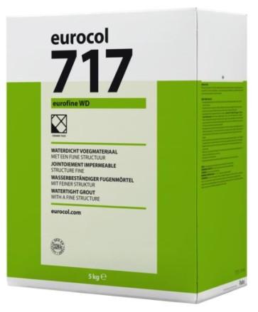 Eurocol voegproducten voegmaterialen x 5 kg eurofine z.gr. 717 eur