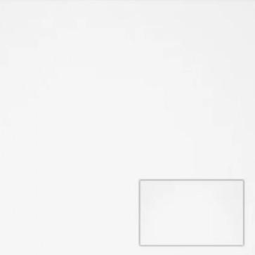 Tegel mat wit 25,0x40,0 cm