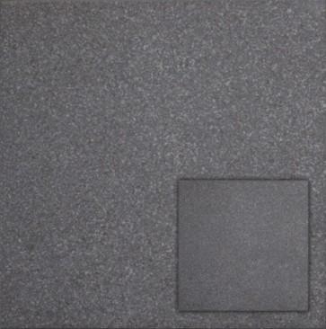 Tegels hardrock graphite 33,3x33,3 cm