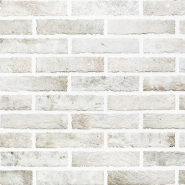Tegel brixton antica fornace bianco brick 6x25 cm