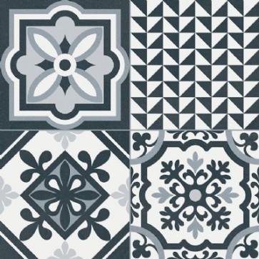 Tegels heritage black 33x33