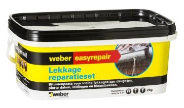 Weber lekkage reparatie 2 kg