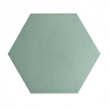 Tegel kashba u5527 lichtgroen hexagon 17x17