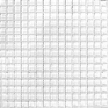 Mozaiek invierno in.018 clear wit 1,8x1,8x0,8