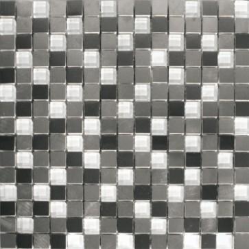Mozaiek acero ac.018 grey 1,8x1,8x0,8