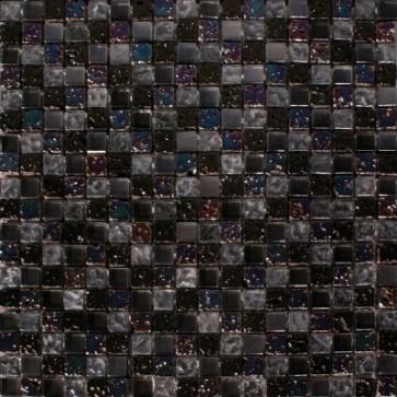 Mozaiek lava la.151 black 1,5x1,5x0,8