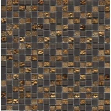 Mozaiek fantasia ft.004 bronze 1,5x1,5x0,8