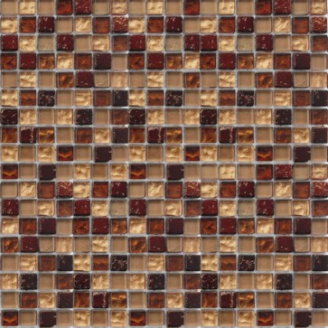 Mozaiek fantasia ft.008 brown 1,5x1,5x0,8