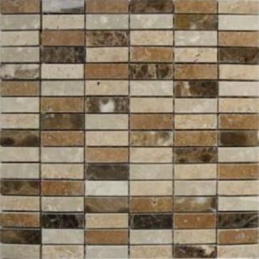 Mozaiek marmol ma.001 madrid emp 1,7x4,9x0,8