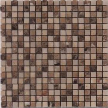 Mozaiek marmol ma.009 bilbao 1,5x1,5x0,8