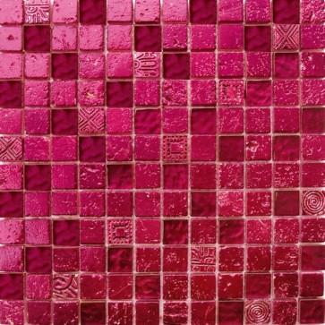 Mozaiek bonito bo.010 paars 2,3x2,3x0,8