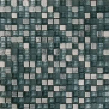 Mozaiek illusion il.003 grey 1,5x1,5x0,8