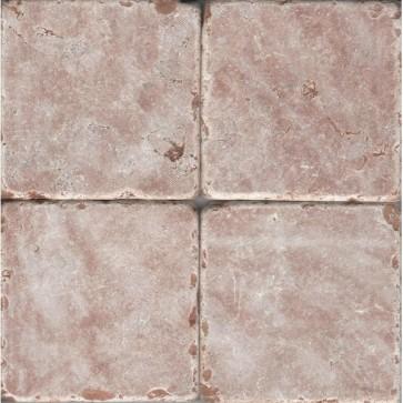 Natuursteen rosso veron antik 20x20x1,0