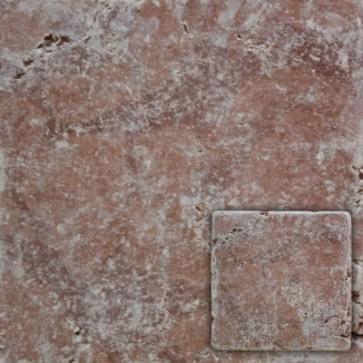 Natuursteen rosso veron antik 10x10x1,0