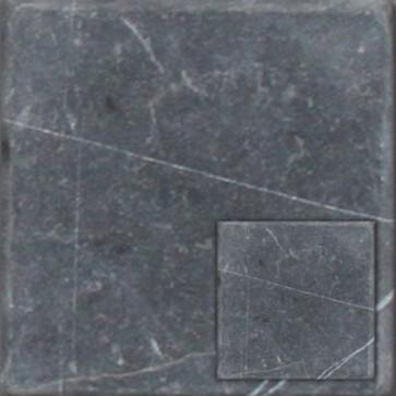 Natuursteen nero marqino antiek 20x20x1,0
