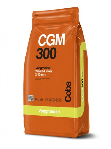 Coba voegproducten voegmaterialen x 5 kg cgm300 voegmanh. cob