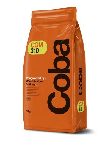 Coba voegproducten voegmaterialen x 5 kg cgm310 voeg d.gr. cob