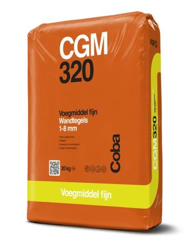 Coba voegproducten voegmaterialen x 20 kg cgm320 voegwit cob