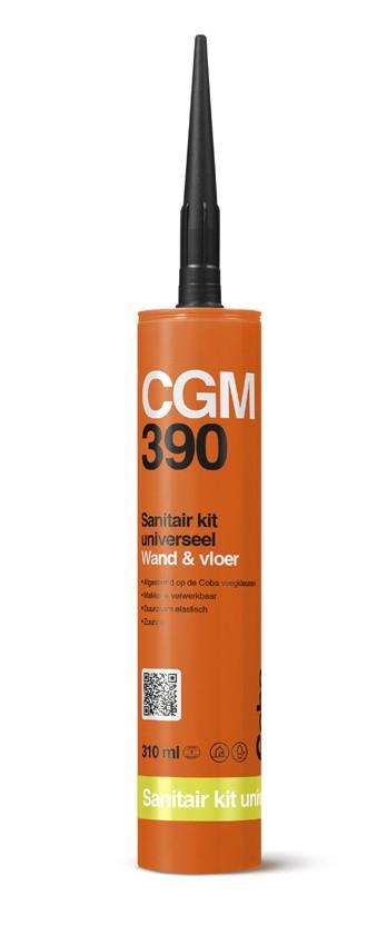 Coba sanitairkitten voegmaterialen x310 ml cgm390 antraciet cob