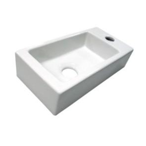 "Best-design ""mini-block"" fontein rechts 36x18x9cm"