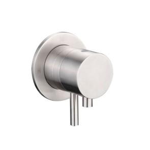 """Best-design rvs-304 """"ore"""" centraal thermostatische inbouwkraan 1/2"""" 1 knops"""