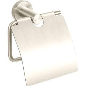 """Best-design """"ore"""" toiletrolhouder met klep"""